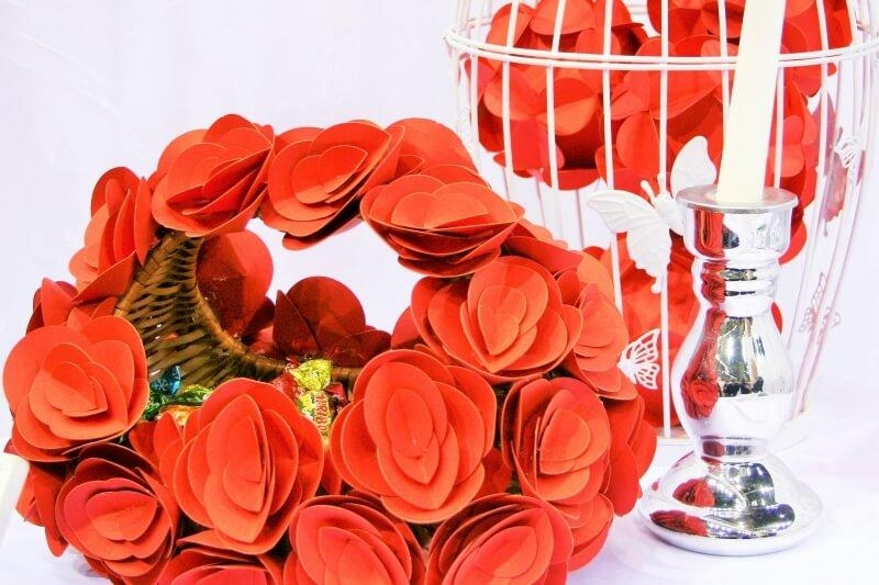 Wedding themes - Red