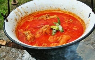 Pork nail stew