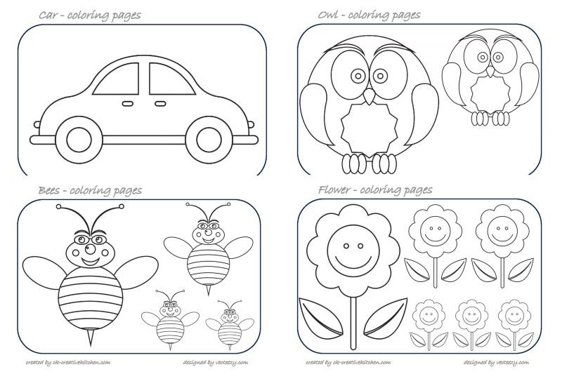 Counting coloring pages creative kitchen for Color counts coloring pages