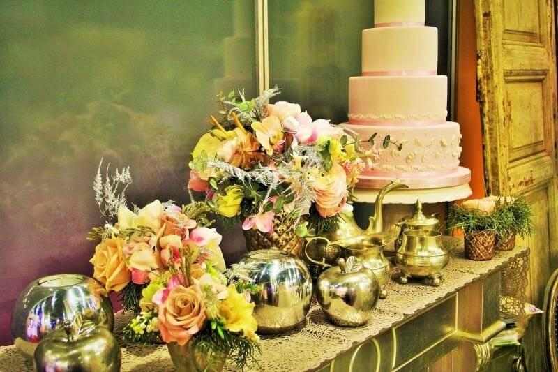 Wedding themes - Pastel