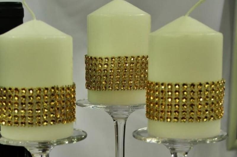 Wedding themes - Gold