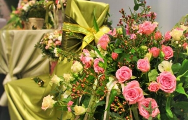 Wedding themes - Green