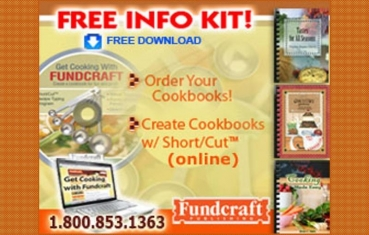 Fundcraft, Order / create cookbook