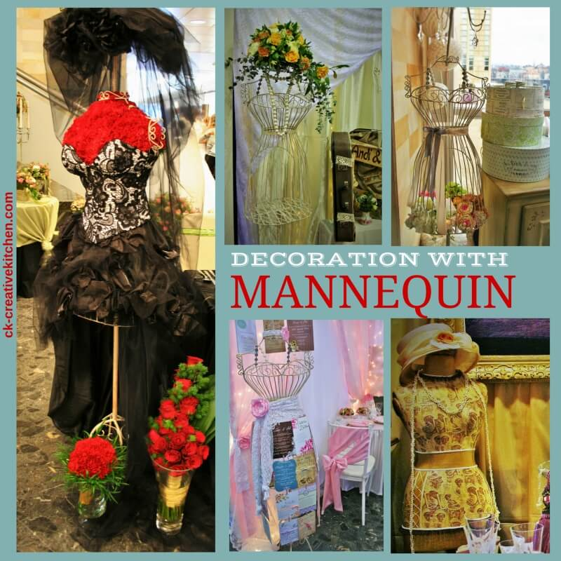 Vintage Mannequin Dress Form Decor Ideas Creative Kitchen