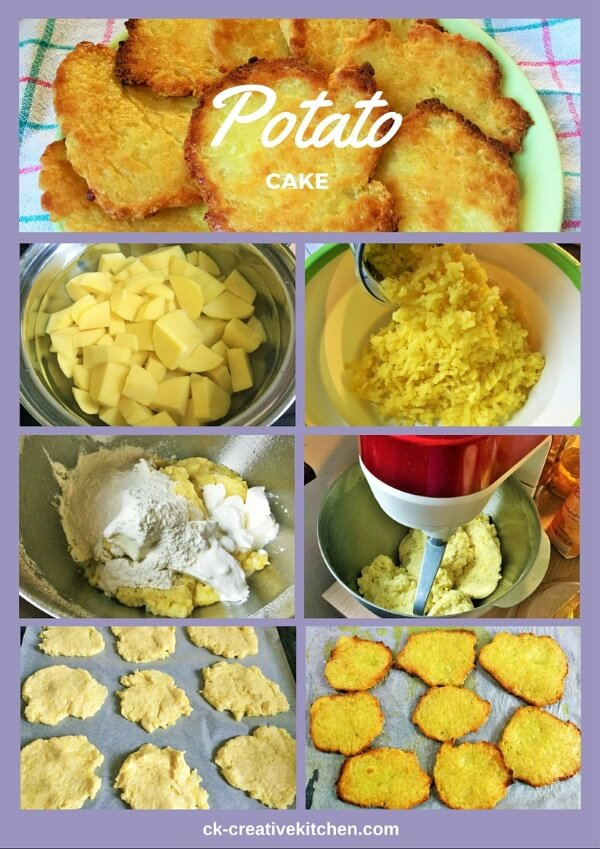 potato griddle cake