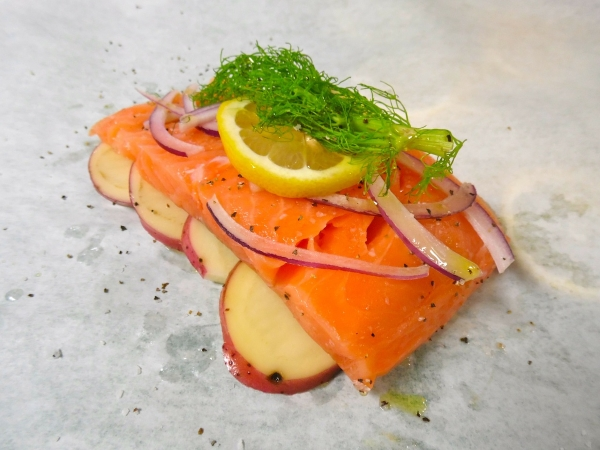 dill,salmon,benefits,health