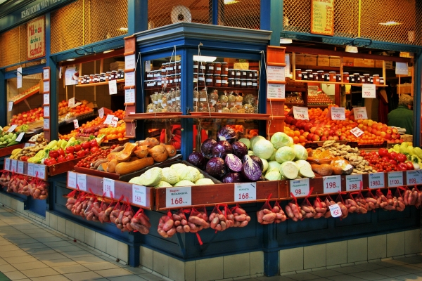 market,budapest,central,hall,vegetable