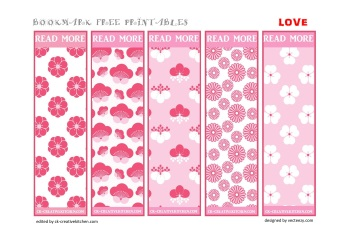 bookmark free printable