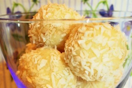 Raffaello coco balls