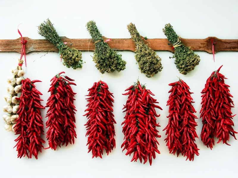 paprika,garlands,benefits,health